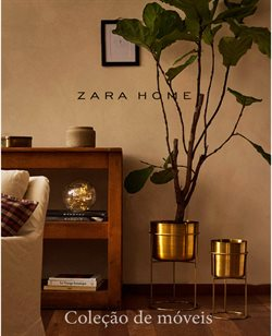 Folheto ZARA HOME ( Mais de um mês )