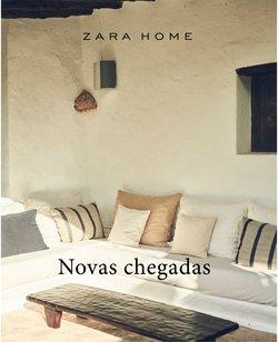 Ofertas de Casa e decoração no folheto ZARA HOME (  4 dias mais)