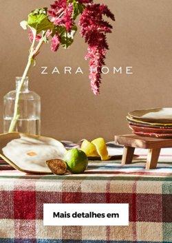Ofertas de ZARA HOME no folheto ZARA HOME (  24 dias mais)