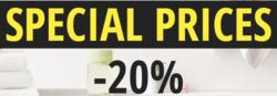 Promoção de ZARA HOME no folheto de Lisboa