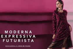 Promoção de Ana Sousa no folheto de Lisboa