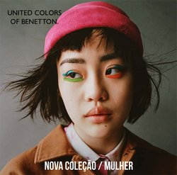 Catálogo United Colors of Benetton (  Mais de um mês)