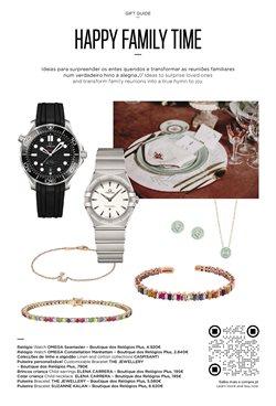 Promoções de Omega em Boutique dos Relógios