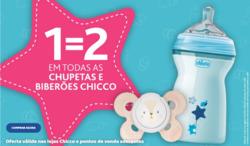 Promoção de Chicco no folheto de Lisboa
