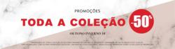 Promoção de Decenio no folheto de Porto