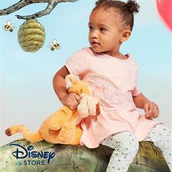 Folheto Disney Store ( Publicado hoje )