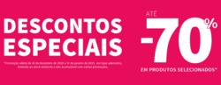 Promoção de Perfumarias e beleza no folheto de Equivalenza em Funchal