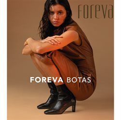 Folheto Foreva ( Mais de um mês )