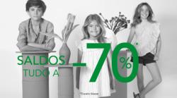 Promoção de Gocco no folheto de Lisboa