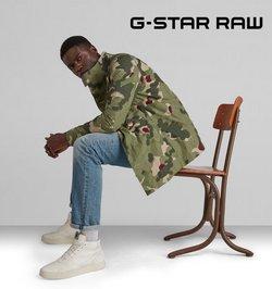 Ofertas de G-Star RAW no folheto G-Star RAW (  27 dias mais)