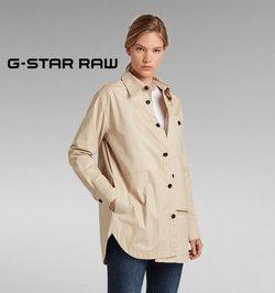 Ofertas de G-Star RAW no folheto G-Star RAW (  Mais de um mês)