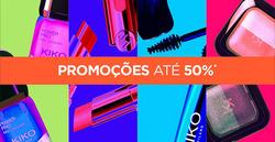Promoção de KIKO no folheto de Lisboa