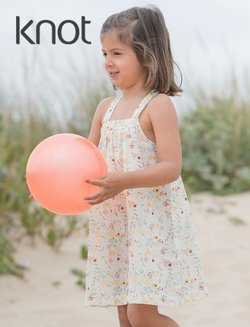 Ofertas de Bebés e brinquedos no folheto Knot (  Mais de um mês)