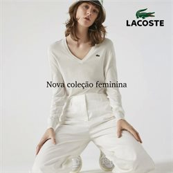 Folheto Lacoste ( Publicado há 3 dias )