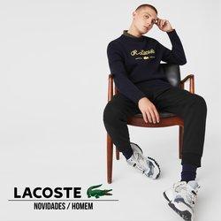 Ofertas de Lacoste no folheto Lacoste (  Mais de um mês)