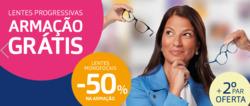 Promoção de MultiOpticas no folheto de Lisboa