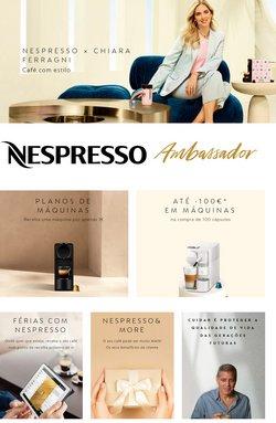 Ofertas de Nespresso no folheto Nespresso (  Expirado)