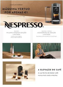 Ofertas de Nespresso no folheto Nespresso (  23 dias mais)