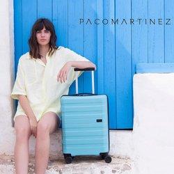 Ofertas de Paco Martinez no folheto Paco Martinez (  Mais de um mês)
