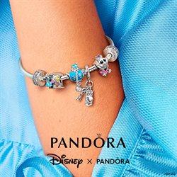 Ofertas de Marcas de luxo no folheto Pandora (  Mais de um mês)