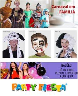 Ofertas de Carnaval no folheto Party Fiesta (  27 dias mais)