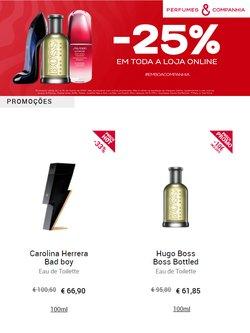 Ofertas de Perfumarias e beleza no folheto Perfumes & Companhia (  Expira amanhã)