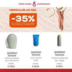 Ofertas de Perfumes & Companhia no folheto Perfumes & Companhia (  Expirado)