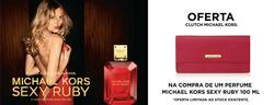 Promoção de Perfumes & Companhia no folheto de Lisboa