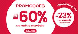 Promoção de Perfumarias e beleza no folheto de Perfumes & Companhia em Portalegre