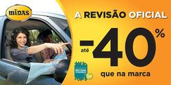 Promoção de Midas no folheto de Lisboa