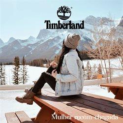 Folheto Timberland ( Mais de um mês )