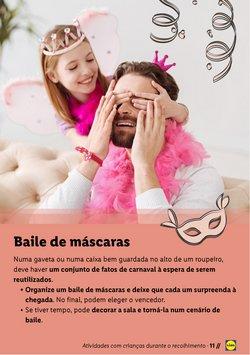 Promoções de Máscaras em Lidl