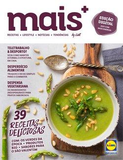 Folheto Lidl em Lisboa ( Mais de um mês )