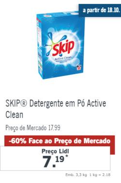 Promoção de Lidl no folheto de Lisboa