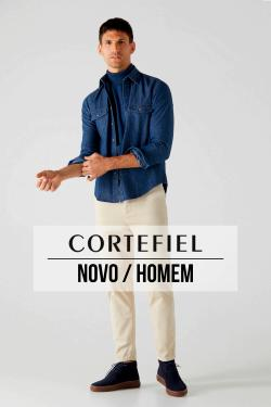 Ofertas de Cortefiel no folheto Cortefiel (  Publicado hoje)