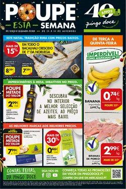 Folheto Pingo Doce ( Publicado ontem )