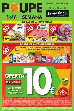 Folheto Pingo Doce ( Vencido )