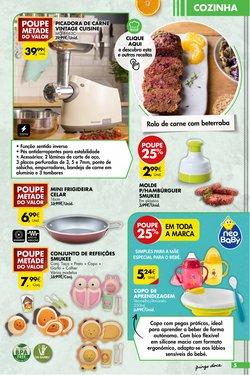 Ofertas Supermercados no folheto Pingo Doce ( 3 dias mais )