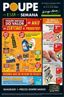Ofertas Supermercados no folheto Pingo Doce em Coimbra ( 2 dias mais )