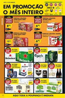 Promoções de Álcool em Pingo Doce