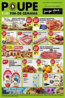 Ofertas Supermercados no folheto Pingo Doce em Funchal ( 2 dias mais )