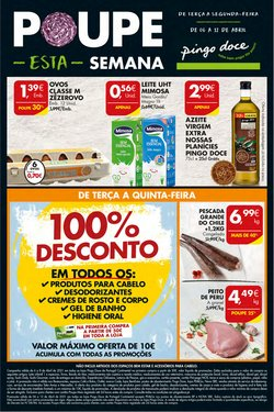 Ofertas de perfume no folheto Pingo Doce (  Expira hoje)