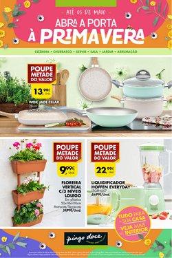 Ofertas de flores no folheto Pingo Doce (  21 dias mais)