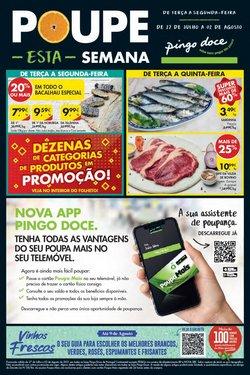 Ofertas de Pingo Doce no folheto Pingo Doce (  3 dias mais)