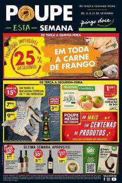 Ofertas de Pingo Doce no folheto Pingo Doce (  Publicado ontem)