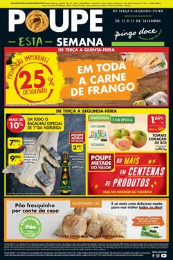 Catálogo Pingo Doce (  Publicado hoje)