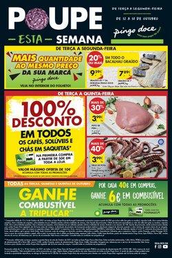 Ofertas de Pingo Doce no folheto Pingo Doce (  2 dias mais)