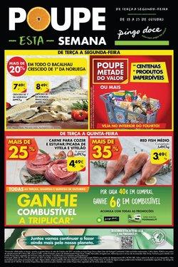 Ofertas de Supermercados no folheto Pingo Doce (  Publicado ontem)