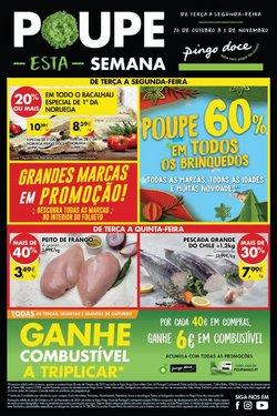 Catálogo Pingo Doce (  Publicado ontem)