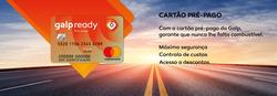 Promoção de GALP no folheto de Lisboa
